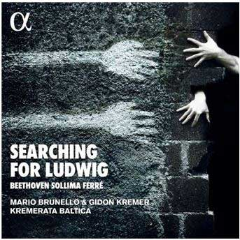 01/2021 parution du CD searching for Ludwig